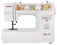 Кабинет труда для девочек Швейная машинка Janome Color 55