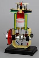 Теплота и молекулярная физика Модель дизельного двигателя