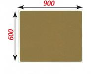 Доски для объявлений (пробка) Доска для объявлений пробковая ДО-10