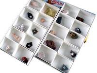 Коллекции,  модели Коллекция Раздаточные образцы минеральных и горных пород (26 видов)