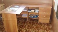 Столы для преподавателя Стол для работы преподавателя угловой
