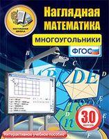 Электронные пособия по математике Интерактивное наглядное пособие Наглядная математика. Многоугольники