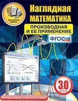 Электронные пособия по математике Интерактивное наглядное пособие Наглядная математика. Производная