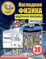 Электронные наглядные пособия Интерактивное наглядное пособие Наглядная физика. Ядерная физика