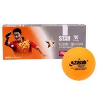 Мелкий инвентарь Мяч для настольного тенниса трен. DHS 1*
