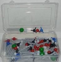 Модели Набор для моделирования молекул неорганических соединений