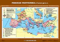 5 класс Римская республика в 1 в до н.э.