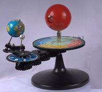 Пособия по астрономии Прибор демонстрационный «Теллурий» трехпланетная модель (Земля-Солнце-Луна)