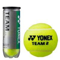 Инвентарь общий Мяч теннисный Yonex Team 3B