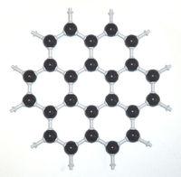 Модели Модель Кристаллическая решетка графена