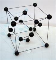 Модели Модель Кристаллическая решетка углерода