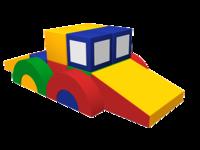 Мягкие игровые комплексы и модули Машинка