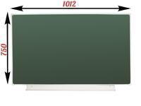 1-элементные Доска школьная магнитно-меловая зеленая ДА-11 (з) мел клетка