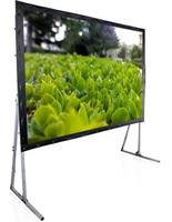 Экраны Переносной экран для массовых мероприятий ScreenMedia Super Mobile