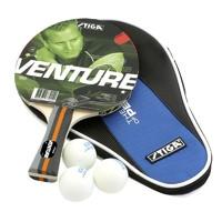 Настольный теннис Набор для настольного тенниса Stiga Venture 1* WRB