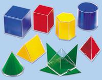 Модели Набор для конструирования геометрических тел в плоскости