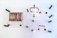 Электродинамика Набор для демонстрации спектров магнитного поля тока