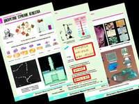 Пособия Комплект таблиц Молекулярная физика 10 таблиц