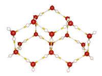 Модели Модель Кристаллическая решетка льда