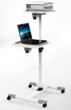 Аксессуары и прочее Передвижной проекционный столик для презентаций TS-6