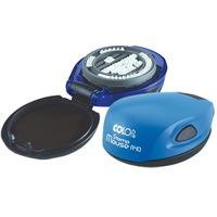 Штампы круглые Штамп карманный пластик Stamp Mouse R40 с кнопкой