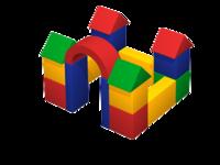 Мягкие игровые комплексы и модули Замок