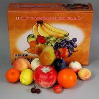 Муляжи Набор муляжей фруктов (большой)