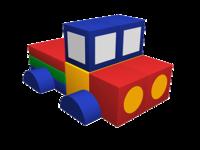Мягкие игровые комплексы и модули Пикап