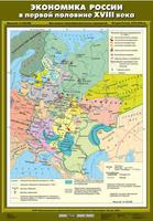 7 класс Экономика России в первой половине XVIII века
