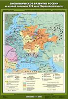 8 класс Экономическое развитие России во второй половине XIX века (Европейская часть)