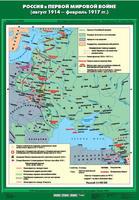 9 класс Россия в Первой мировой войне(авг.1914-фев.1917 гг.)