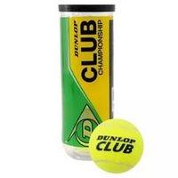 Инвентарь общий Мяч теннисный Dunlop CLUB Championship 3B