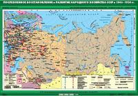 9 класс Послевоенное восстановление и развитие народного хозяйства СССР в 1946-1950 гг.