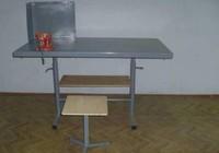 Станки и верстаки Верстак  слесарный учебный  с металлическим покрытием ВС-У