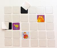 Наборы магнитных карточек Набор магнитных карточек с клеевым слоем