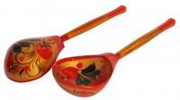 Детские музыкальные инструменты Музыкальные ложки YARA MS-2ZX