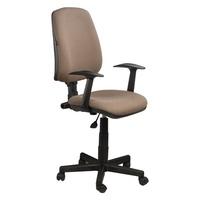 Кресла для персонала Кресло BRABIX Basic MG-310 коричневое