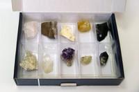 Коллекции,  модели Кварц в природе