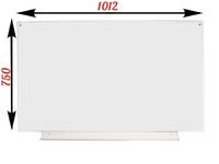 1-элементные Доска школьная магнитно-маркерная белая ДА-11 (б) маркер