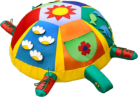 Игрушки  Черепаха со шнуровкой