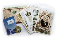 Альбомы дем. материалов с электронным приложением И.А. Крылов