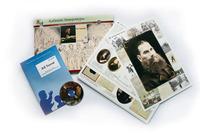 Альбомы дем. материалов с электронным приложением Л.Н. Толстой