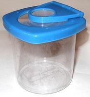 Лабораторное оборудование Коробка для изучения насекомых с лупой