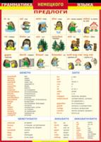 Немецкий язык Грамматика Немецкого языка Предлоги (Винил)