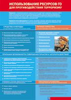 Таблицы Таблица Использование ресурсов ГО для противодействия терроризму (Винил)