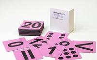 """Наборы магнитных карточек Набор магнитных карточек """"Город цифр"""""""
