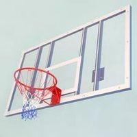 Оборудование баскетбол Щит баскетбольный игровой из оргстекла