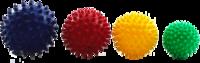 Спортивный инвентарь Мяч массажный с шипами