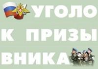 Плакаты Уголок призывника (10 плакатов размером 41х30 см)