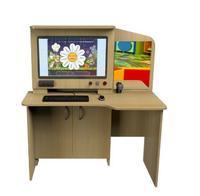 Интерактивное оборудование Мультимедийный образовательный интерактивный развивающий логопедический стол Logo 10
